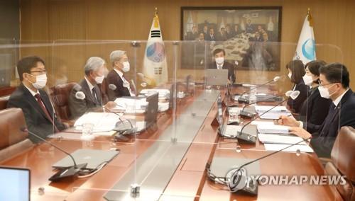 南韓央行上調2020年經濟增長預期至-1.1%