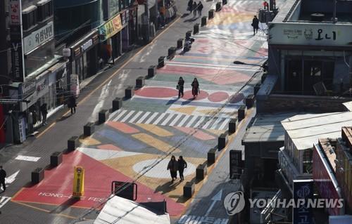 詳訊:南韓新增583例新冠確診病例 累計36915例