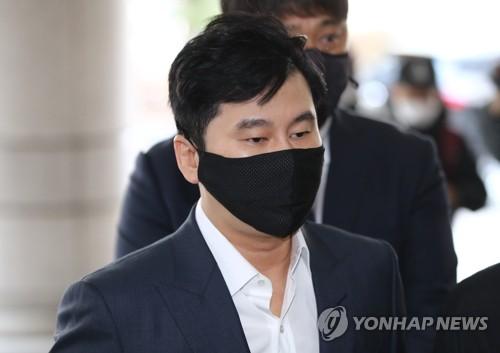 涉賭YG娛樂前掌門梁鉉錫被判9萬元罰金