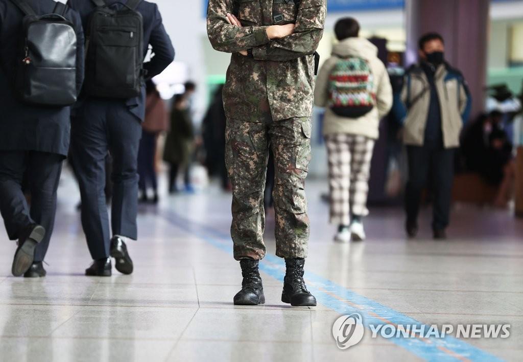 韓軍外出休假限制措施再延兩周至14日
