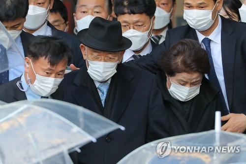 韓前總統全鬥煥毀譽案二審下周再開庭