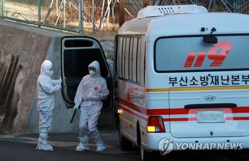 簡訊:南韓新增511例新冠確診病例 累計35163例