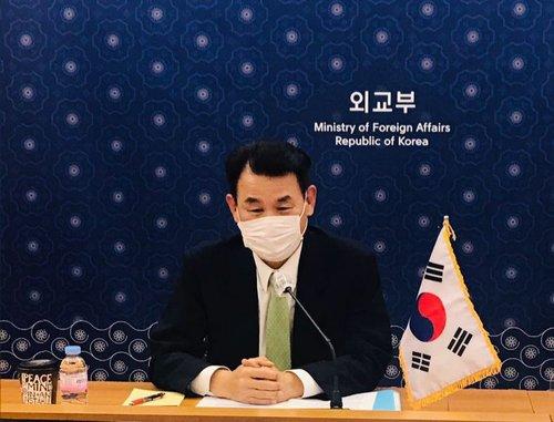 韓美開視頻會檢查防衛費分擔談判進展情況