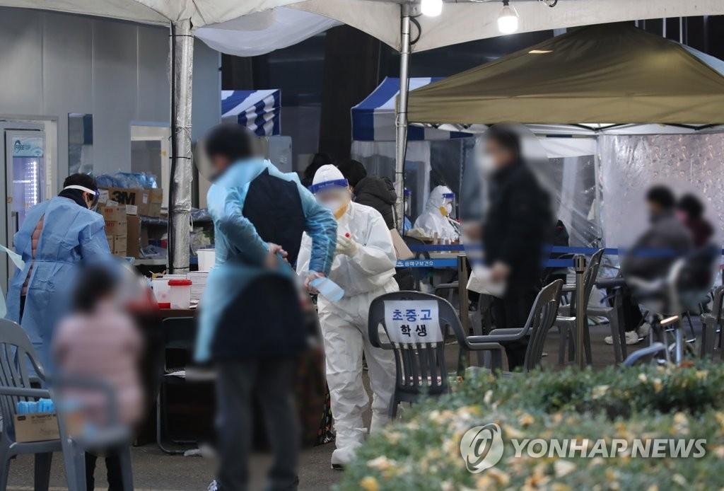 韓防疫部門:尚難斷言疫情好轉 需繼續觀察