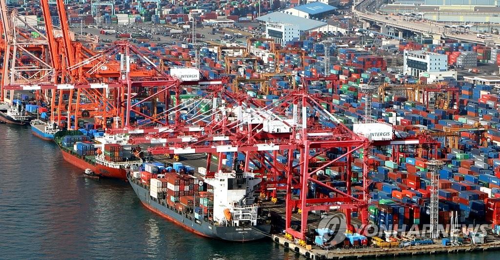 詳訊:韓2020年12月國際收支經常項目順差115.1億美元