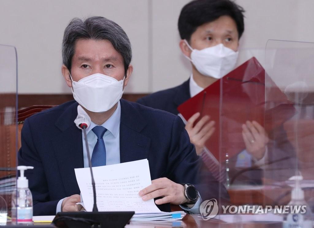 韓政府內部就對朝援助新冠疫苗形成共識