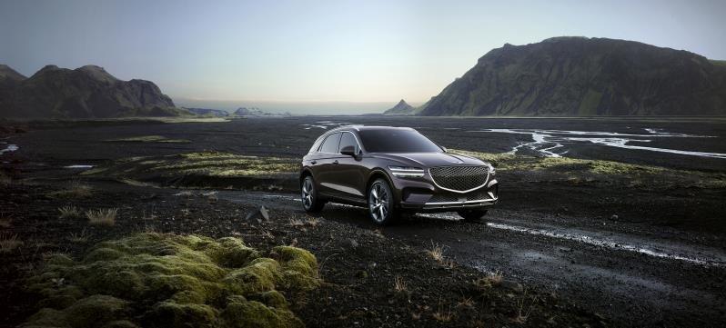 捷尼賽思SUV車型全球累計銷量破10萬