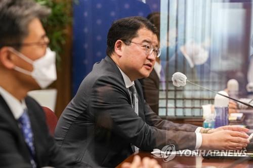 韓美副外長通電話討論共同關切