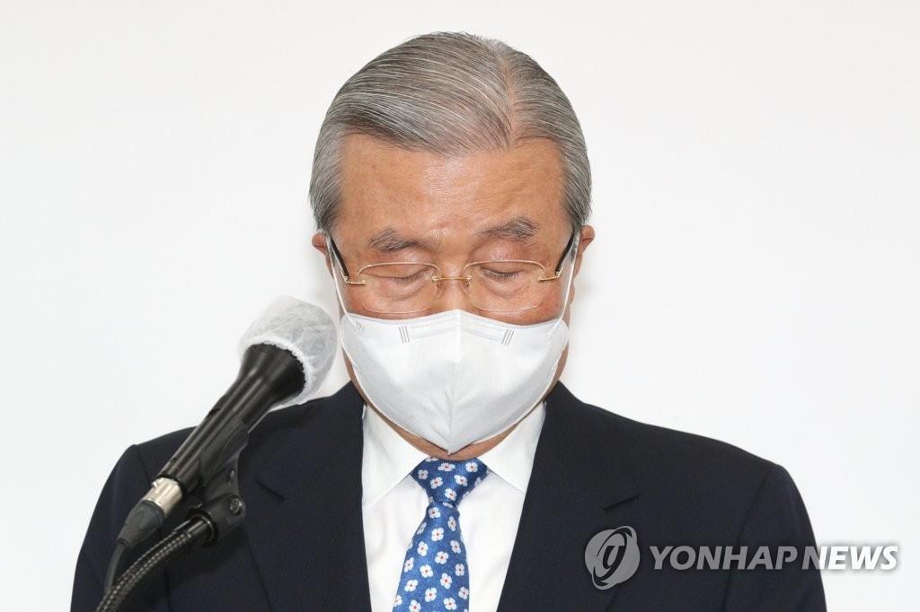 韓最大在野黨就該黨前兩任總統問題道歉