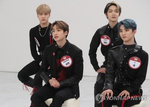 THE BOYZ出演南韓文化脫口秀