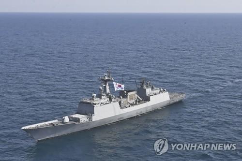 韓從伊朗近海撤出韓軍為對伊談判營造氛圍