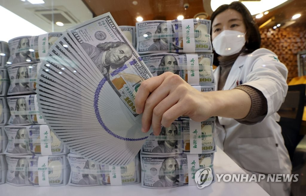 韓4月外儲4523億美元再刷新高