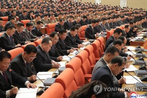 朝鮮勞動黨將節前召開第八屆中央委第二次全會
