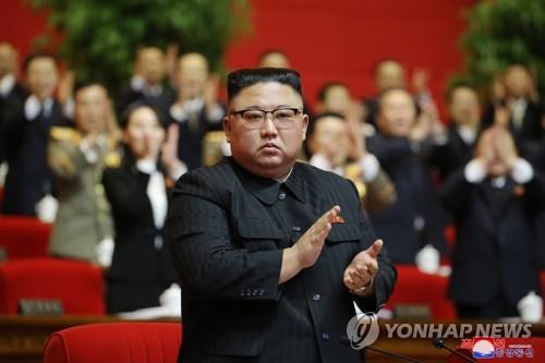 金正恩被推舉為勞動黨總書記