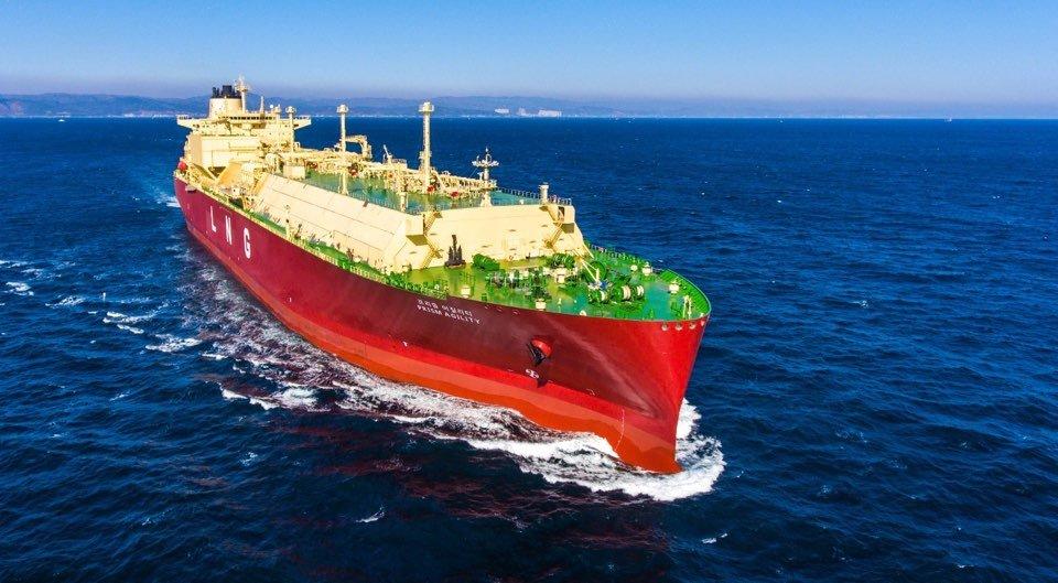南韓船企2020年訂單量領跑全球