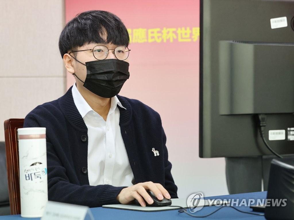 應氏盃申真谞晉級決賽將與謝科爭冠