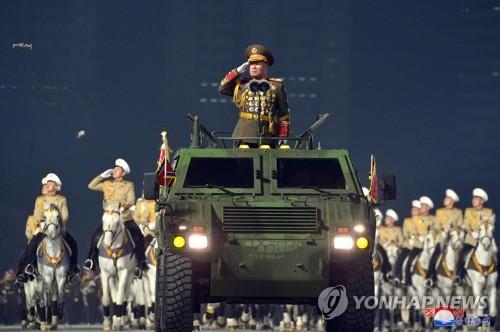 報告:朝鮮軍費開支佔GDP比重全球第一
