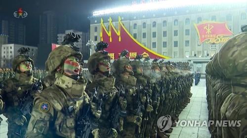 朝鮮迎建軍73週年 官媒吁軍隊帶頭建設經濟