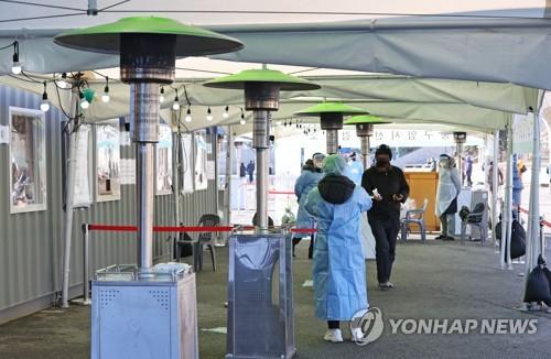 詳訊:南韓新增346例新冠確診病例 累計74262例