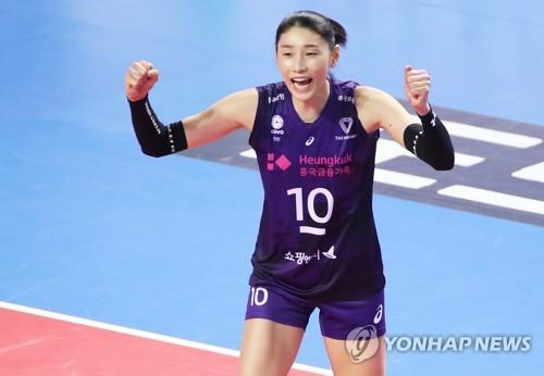 金軟景職業生涯首獲韓職排全明星最高票數