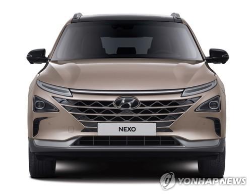 現代汽車2021款NEXO
