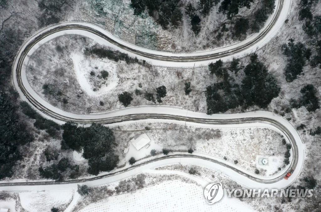 南韓明起三天迎暴風雪大降溫天氣
