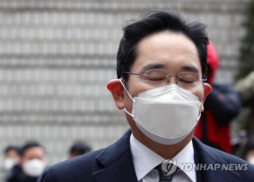 韓檢方明審議李在鎔涉麻醉藥案決定是否起訴