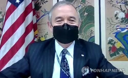 美駐韓大使:望對朝外交不止于希望