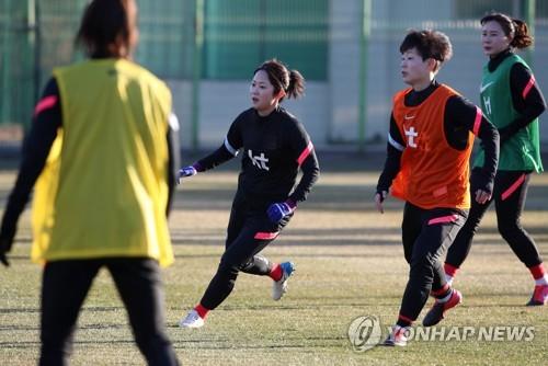 韓中女足東京奧預賽附加賽4月舉行