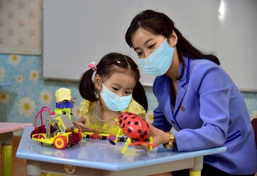 朝鮮幼兒園