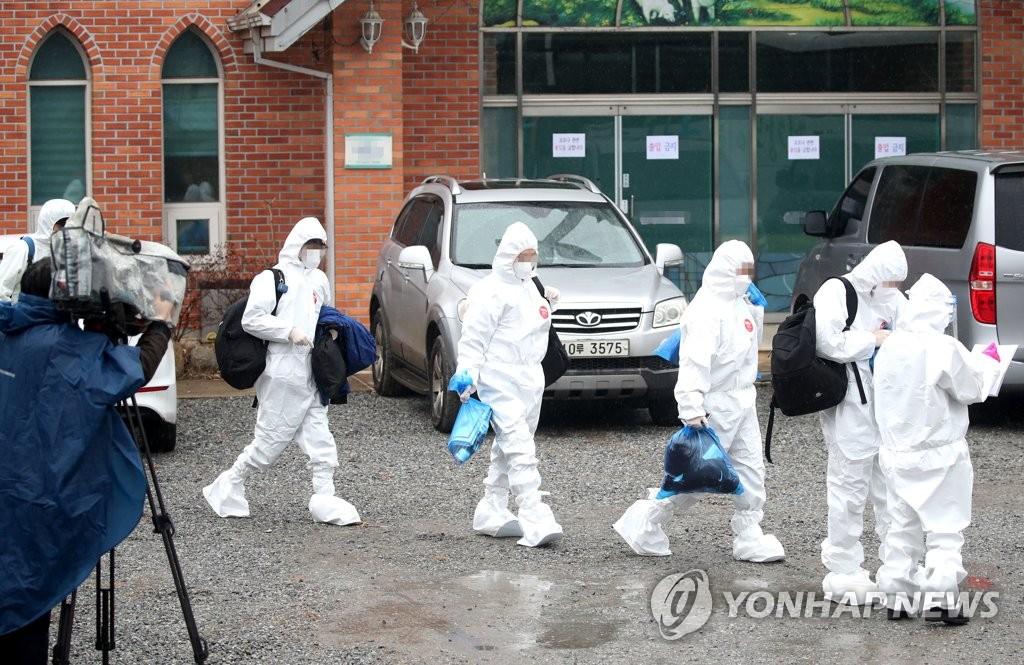 南韓各地零星感染不斷 宗教設施成疫情高發地