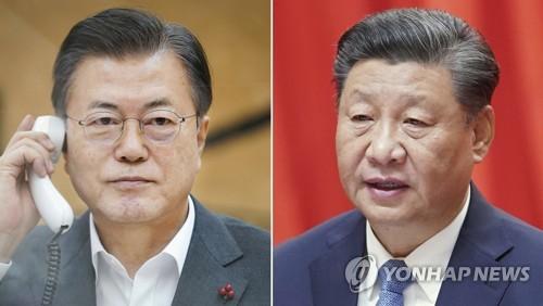 詳訊:韓中元首商定為促成習近平訪韓保持溝通