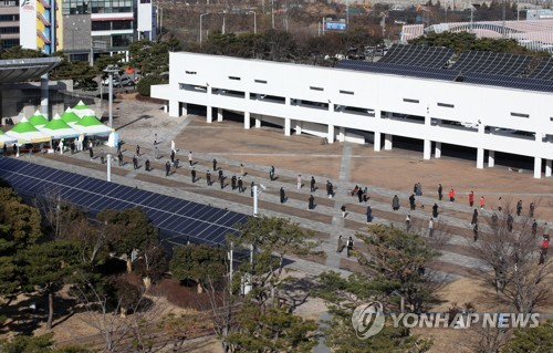 詳訊:南韓新增497例新冠確診病例 累計76926例