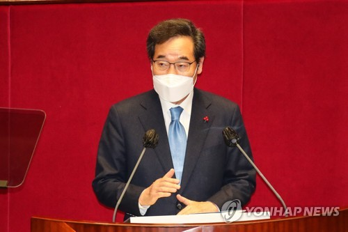 韓執政黨黨首:韓朝領導人未曾談及核電站