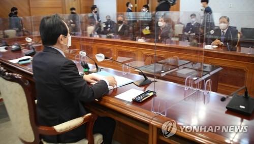 韓總理呼籲教會配合防疫工作