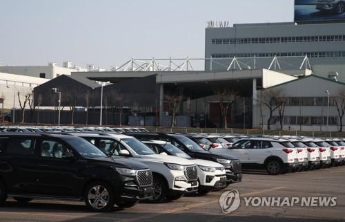 現代汽車等多家韓車企因晶片短缺停產