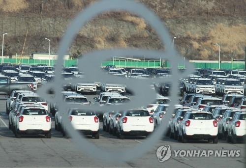 南韓第一季三大外資車企銷量創23年新低
