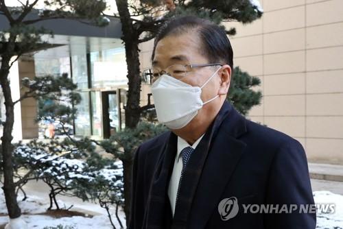 韓候任外長:將攜手美政府力爭重啟朝美對話