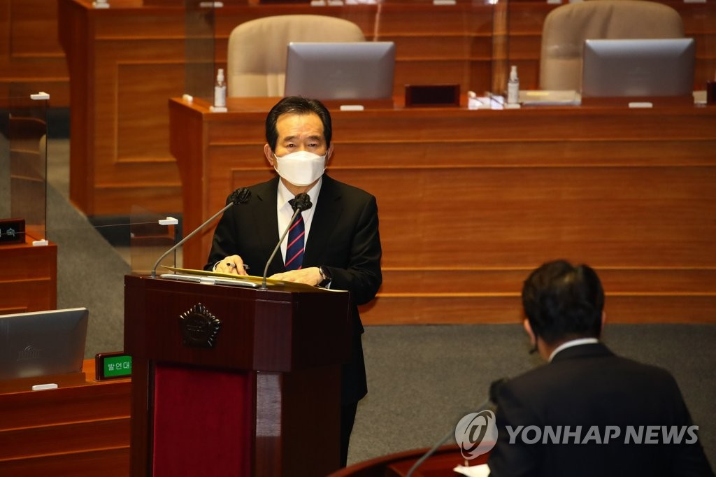 韓總理:政府不曾計劃為朝鮮建核電