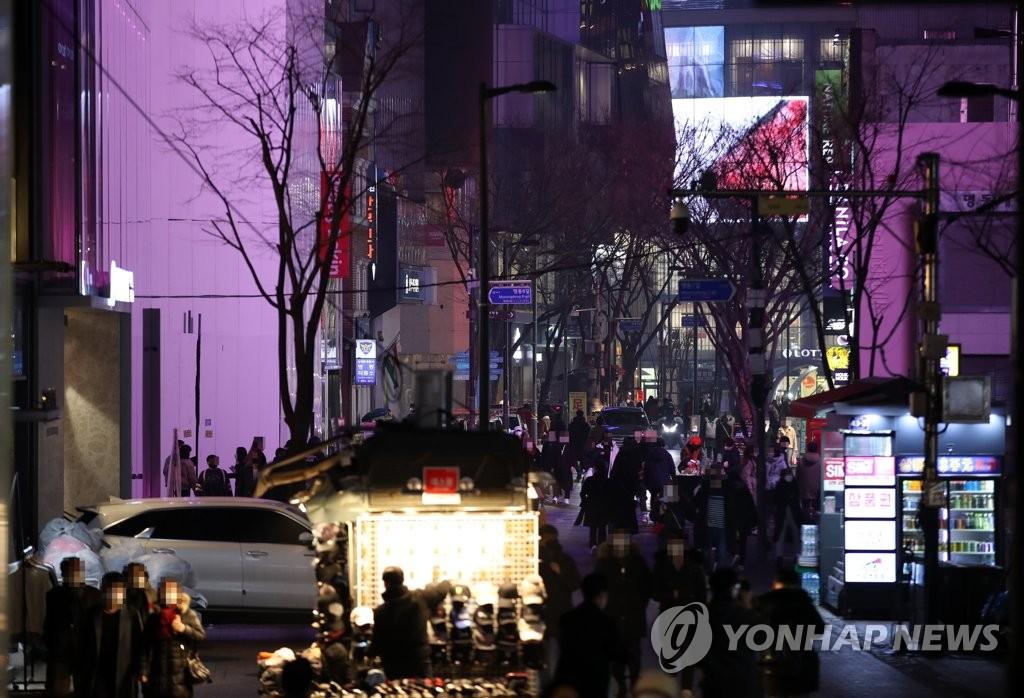 南韓今起放寬非首都圈部分防疫措施