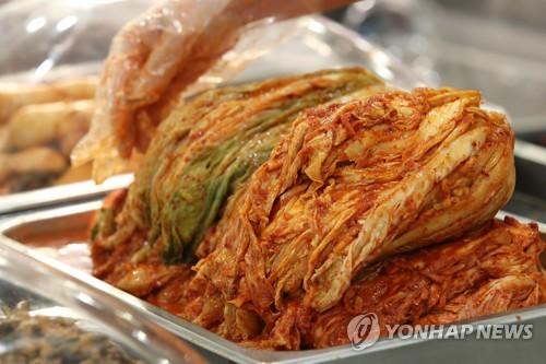 韓政府將加大進口泡菜衛生監管力度