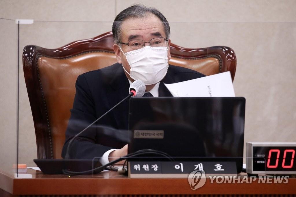 韓執政黨議員首次確診感染新冠