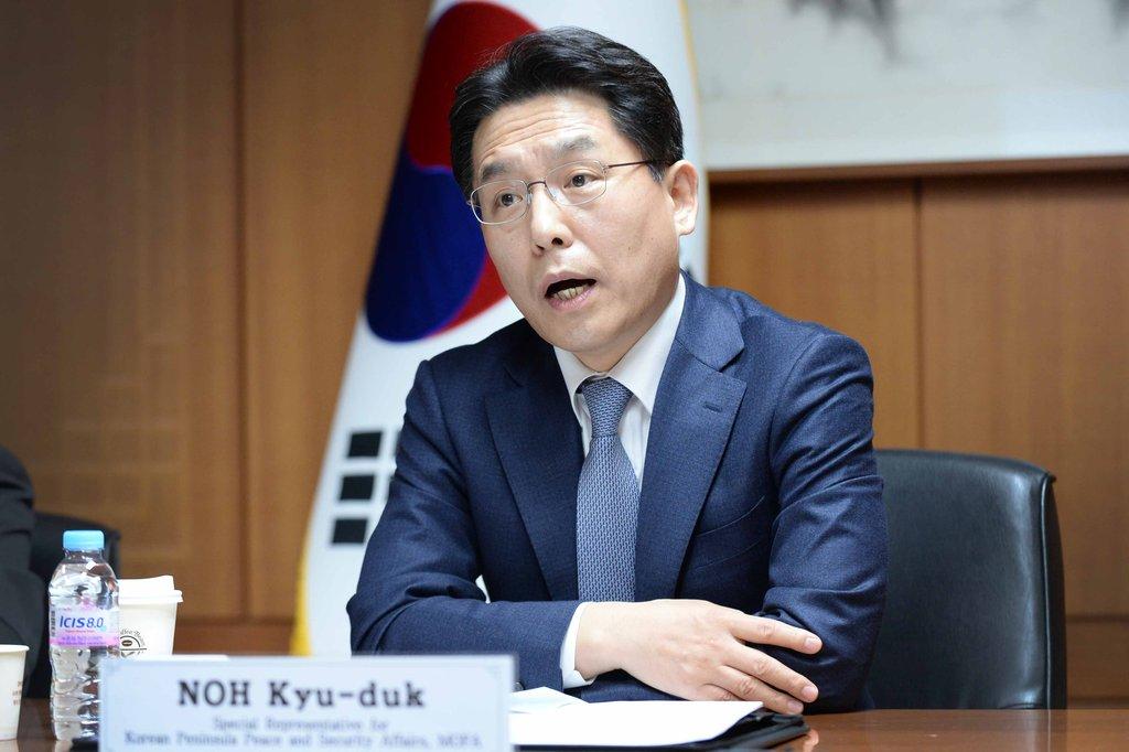 韓美高官舉行視頻會議討論朝鮮問題