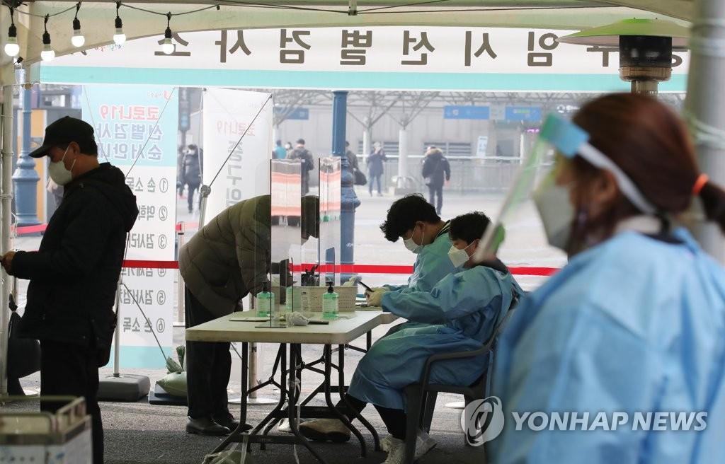 詳訊:南韓新增406例新冠確診病例 累計88922例
