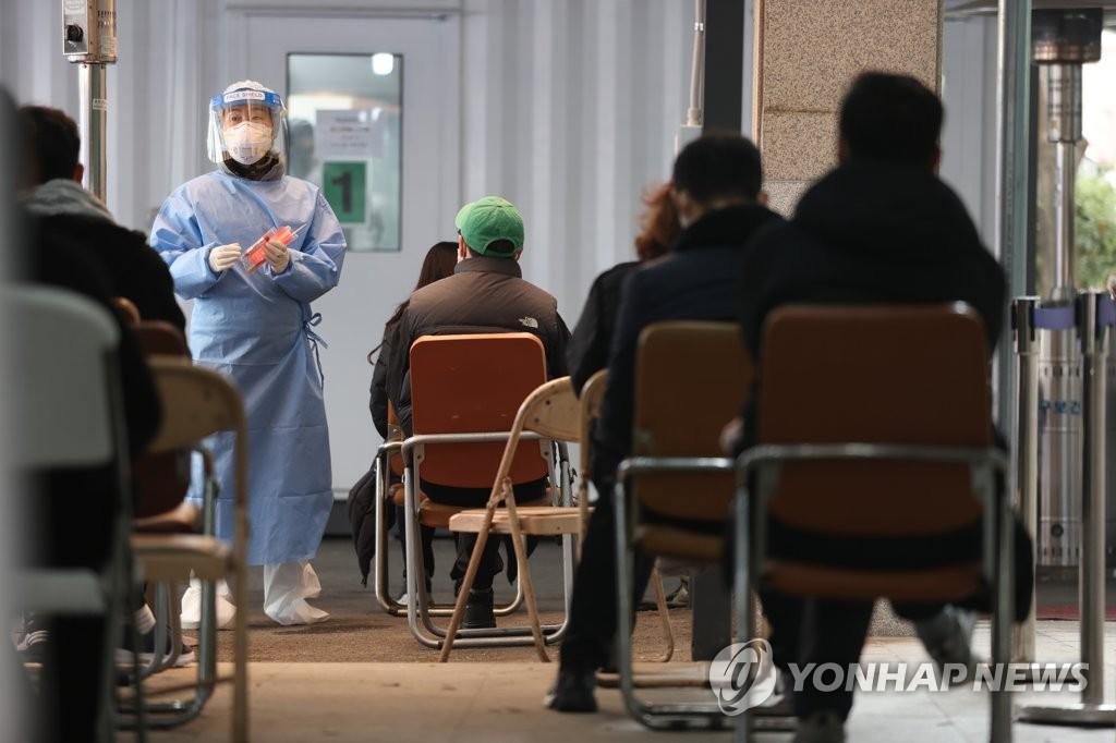 韓政府最早本週五發佈防疫響應調整方案