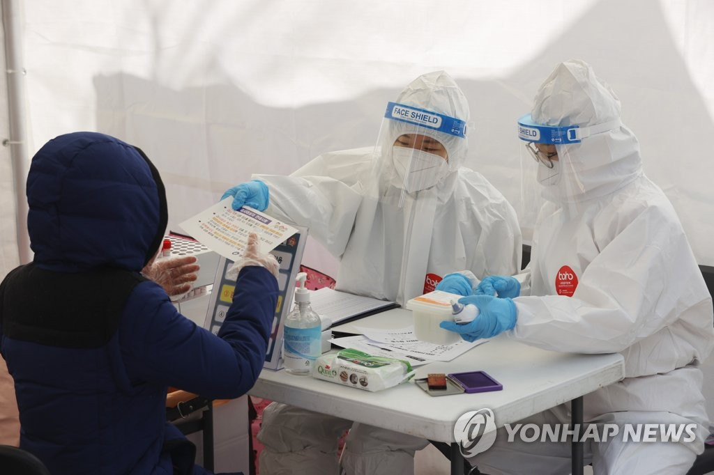 詳訊:南韓新增415例新冠確診病例 累計89321例