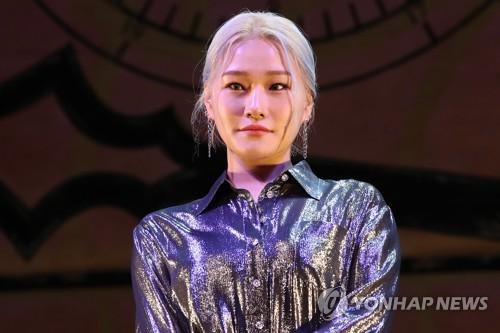 歌手孫勝妍