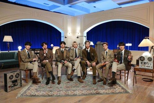 防彈少年團將出演格萊美周線上慈善演出