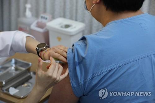 韓防疫部門:112人接種疫苗後出現一般不良反應