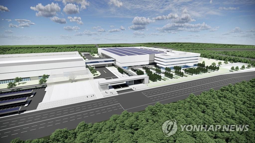 現代汽車首家海外氫能電池廠在廣州動工